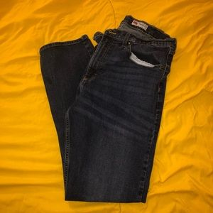 Wrangler Straight Fit Jeans 34 by 30